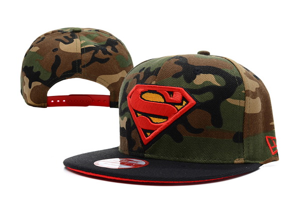 Super Man Snapback Hat 22
